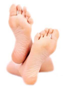 podologia pés